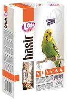 Полнорационный корм для волнистых попугаев 0.5кг