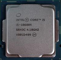 Процессор Intel Core i5-10600K Tray