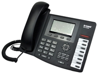 D-Link DPH-400S/E/F3  VoIP Phone with PoE support