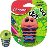 MAPED Точилка MAPED Croc Croc двойная, блистер