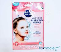 Acty Mask Cryo Masca Anti-age revitalizanta  cu Placenta ,acid hyalur,Q10,Vit.E  N1(165789)