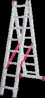 купить Двухсекционная лестница 2x10ст 2220210 в Кишинёве