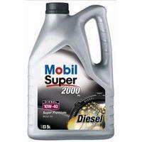Моторное масло Mobil 10W-40 Super 2000 X1 Diesel 5л
