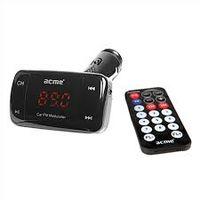 ACME F100-01 Car FM transmiter with SD card