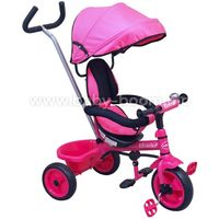 Baby Mix Трицикл Ecotrike UR-XG18819-9 розовый