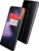 OnePlus 6 6/64 GB, Mirror Black