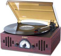 Проигрыватель Hi-Fi ION Audio Trio LP