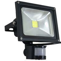 Projector LED cu sensor 50W 6500K IP65