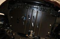 KIA Ceed,Cerato,HUYNDAI i30 (2012-) 1,4, 1,6 , 2,0 Защита Картера и крепеж