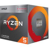 AMD Ryzen 5 3400G, AM4 3.7-4.2GHz Box