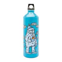 Бутылка Laken Futura Aluminium Blue Yetti 1.00 L, K73-BY