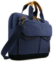"14"" NB  bag - CaseLogic Lodo Attache ""LODA114DBL"" Dressblue-Navyblazer"