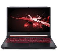 ACER Nitro AN515-54 Obsidian Black (NH.Q9HEU.009)(AMD Ryzen 5 4600H 6xCore 3.0-4.0GHz, 8GB (1x8) DDR4 RAM, 256GB PCIe NVMe SSD+HDD Kit, GeForce GTX 1650Ti 4Gb GDDR5)