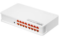 Switch SW16D (16 PORTS, 10/100Mbs))