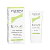 Noreva EXFOLIAC Cremă restructurizantă 40 ml (tratamentul acneei)
