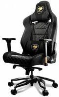 Игровое кресло Cougar ARMOR TITAN PRO Royal Black / Gold,