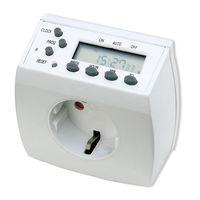 купить Таймер электропитания розеточный цифровой PANLIGHT BND-50/SG3 (53015) в Кишинёве