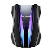 Внешний жесткий диск AData HD770G RGB 2Tb IP68 Rugged Black(AHD770G-2TU32G1-CBK)