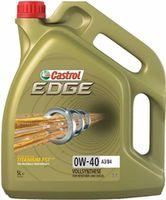 Моторное масло Castrol Edge 0W-40 A3/B4 5L