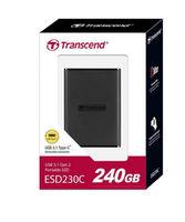 240GB (USB3.1/Type-C) Transcend Portable SSD