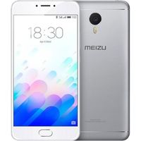 """Meizu M3 Note, 5.5"""" 1920x1080 13Mpix OctaCore 1.8GHz 3Gb 32Gb White"""