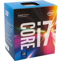 Intel Core i7-7700, S1151 3.6-4.2GHz Box