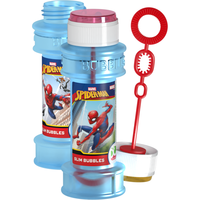 Мыльные пузыри 120мл Slim Spider-Man