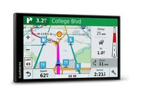 """GARMIN DriveSmart 61 LMT-S, Licence map Europe+Moldova, 6.95"""" LCD (1024*600), MicroSD, Bluetooth, WiFi, Hands-free calling, Junction view, Lane assist, Smart notifications,Lifetime traffic updates, Battery life up to 1 hours, 243g"""