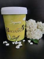 Цветная сахарная паста Bagassa Color - зеленое яблоко - 1400 гр