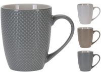 """Чашка """"Embossed Dots"""" 200ml, D8.2cm, H10cm"""