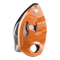 Coborator-blocator Petzl GriGri New, 8,5 (8,9) -11,0  mm, D014BA