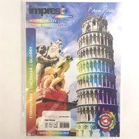 Бумага фото IMPRESO А4, 210 г/м2, 50 листов, глянец