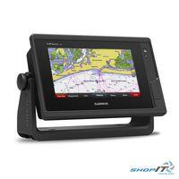"Garmin GPSMAP 722xs 7-inch Touchscreen Chartplotter/Sonar Combo , 7.0"""