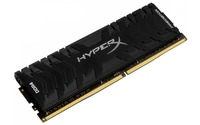 16GB DDR4-2666  Kingston HyperX® Predator DDR4, PC21300, CL13, 1.35V