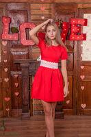 Платье Simona ID 0123