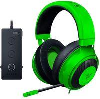 Headphone RAZER Kraken Tournament Edition Green / Gaming Headset