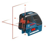 Лазерный нивелир Bosch GCL 25 +BT1