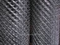 """Сетка плетеная """"Рабица"""", 60x60 d-1.8, OЦ, H-1.5M, L-10M"""