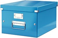 Leitz Контейнер архивный LEITZ M 281x200x37мм синий