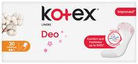 Ежедневные прокладки Kotex Normal Deo 20 шт.