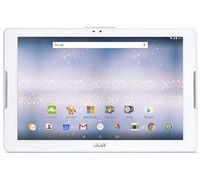 """10.1"""" ACER Iconia Tab 10 B3-A32+LTE, White (10.1"""" IPS HD 1280x800, MT8735 Quad-Core 1.3GHz, Mali-T720 MP2, 2GB RAM, 16GB, GPS, 5MPx+2MPx Cam, DTS-HD Premium Sound®, WiFi-N/BT4.0, MicroUSB, MicroSD, Android 6.0, 6100mAh up to 13hr, 540gr)"""