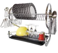 Сушилка для посуды Tatkraft Helga 10857