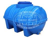 cumpără Rezervor apa 350 L oriz.ov.(albastru) fortata  120x70x71 în Chișinău