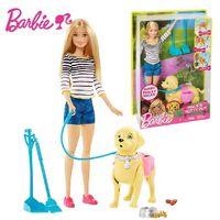 Mattel Барби кукла Уход за животными