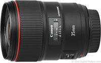 Prime Lens Canon EF 35mm f/1.4L II USM
