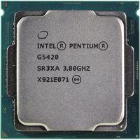 Intel® Pentium® Gold G5420, S1151, 3.87GHz (2C/4T) Tray