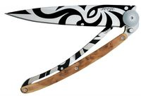 Deejo Tattoo Juniper wood Tribal (1CB020)