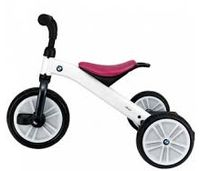 Rastar BMW Tricycle White