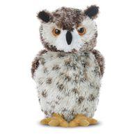 Aurora Mini Flopsie Osmond Owl 20cm (30535)