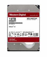 """Жесткий диск 3.5"""" HDD 10.0TB-SATA- 256MB Western Digital """"Red NAS (WD100EFAX)"""""""
